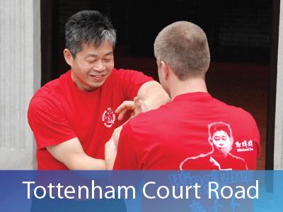 Wing Chun Tottenham Court Road Central London