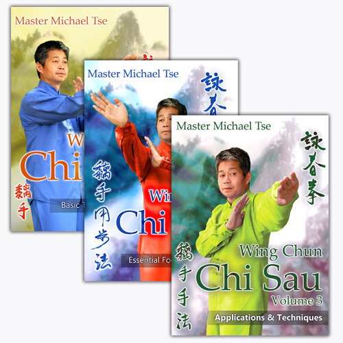 Chi Sau DVD set