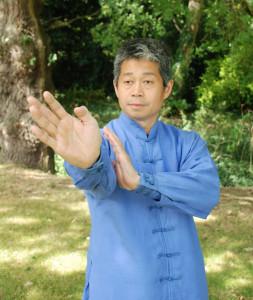 Wing Chun Master Michael Tse