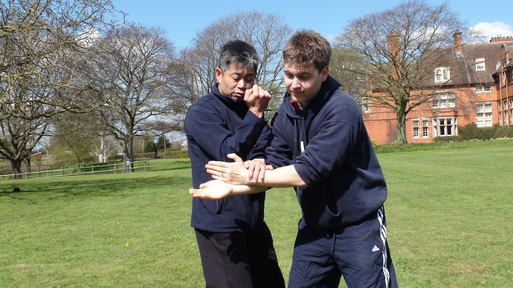 Wing Chun fighting