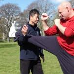 Wing Chun Kicking