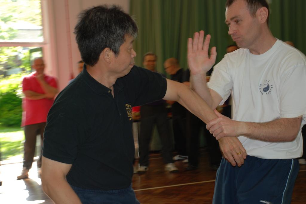 Wing Chun basic hands