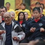 Wing Chun Basic Hands - Fuk Sau