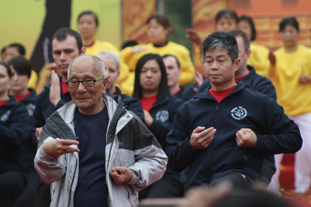 Wing Chun Basic Hands - Fuk Sau