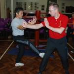 Wing Chun Basic Hands - Taan Sau