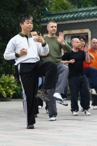 Wing Chun awareness