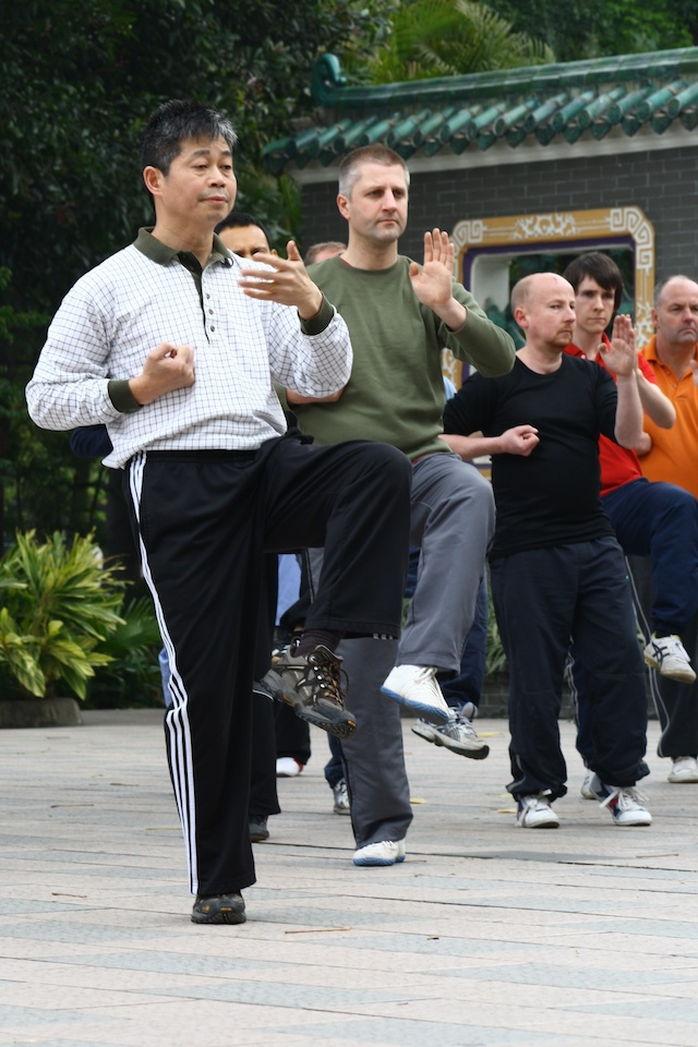 Wing Chun awareness