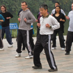 Wing Chun Class in Central London