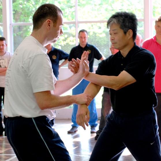 Wing Chun Class in Notting Hill Gate
