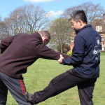 Wing Chun Gong Ging and Yauh Ging