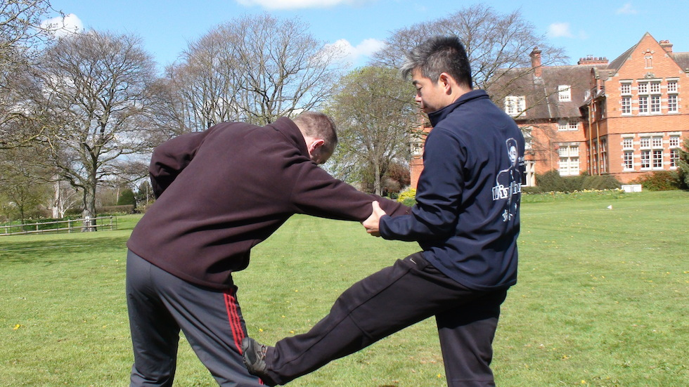 Wing Chun Gong Ging and Yauh Ging