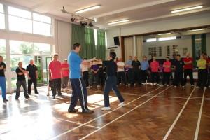 Wing Chun Gong Lik