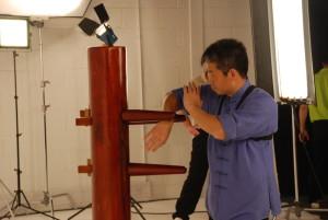 Wing Chun Bong Sau Wu Sau