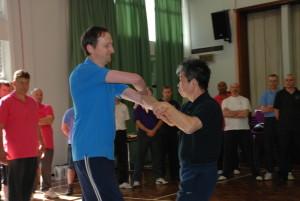 Wing Chun Laap Sau