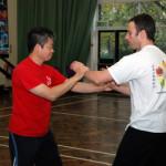 Wing Chun hard and soft lap sau