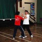 Wing Chun Back Fist