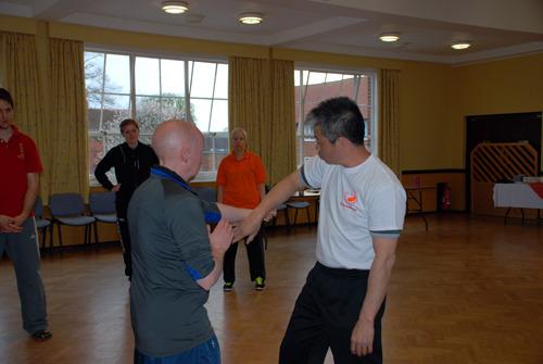 Wing Chun Note 50