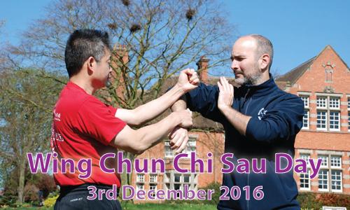 Wing Chun Chi Sau Day