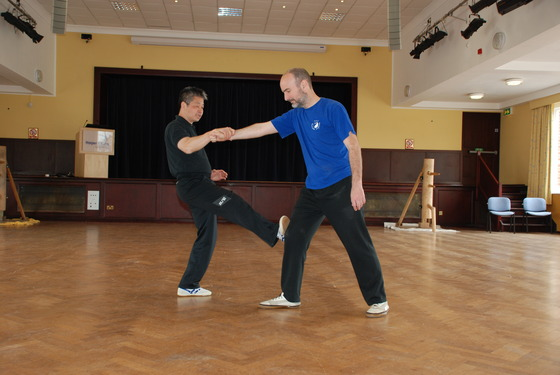 Wing Chun Techniques Are Known For Their Explosive Speed