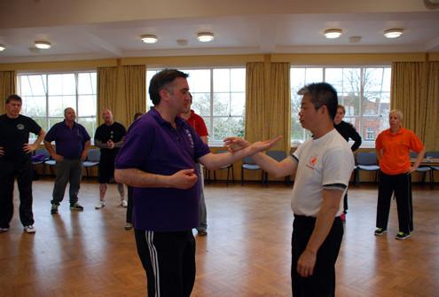 Wing Chun Note 66 - Taan Sau and Fuk Sau